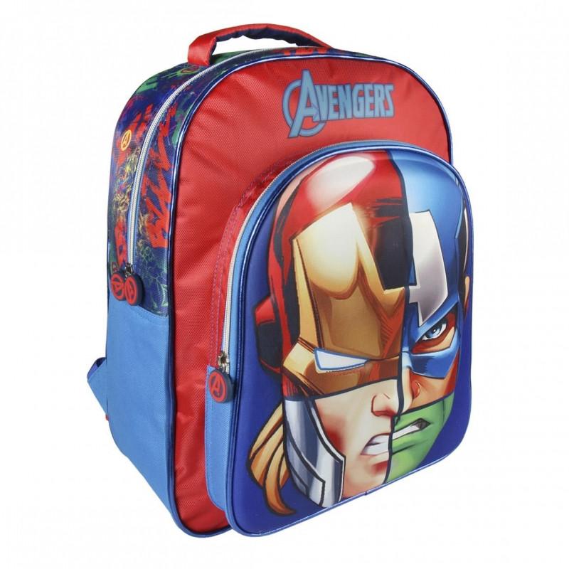 Školní batoh Avengers / 31 x 41 x 13  cm