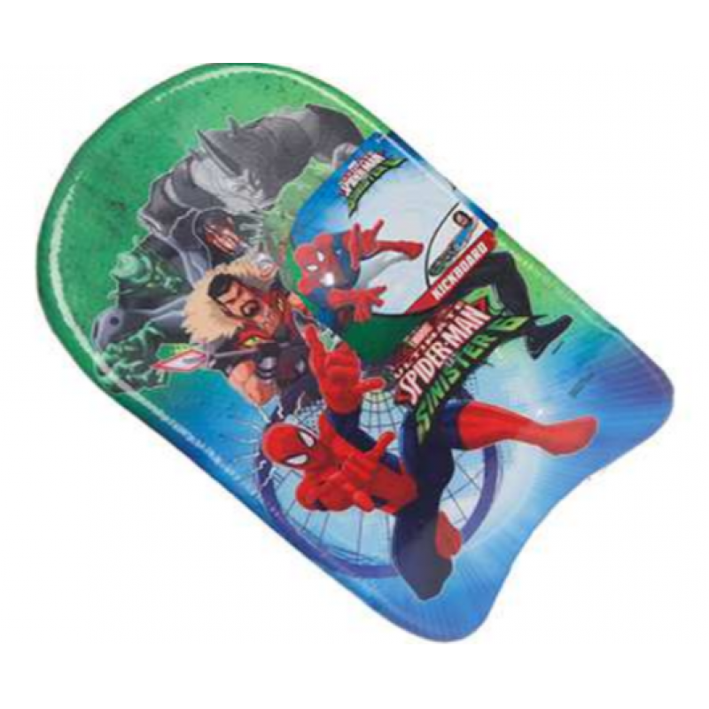 Plovací deska Spiderman / 27 x 44 x 4 cm / veci z filmu