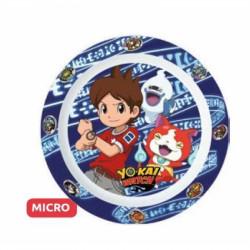 Dětský plastový talíř / Yo-Kai Watch / veci z filmu