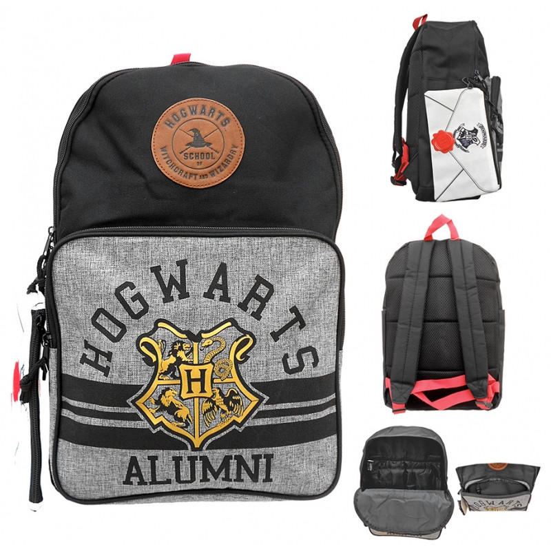 Školní batoh + penál / Harry Potter / 43,5 x 13,5 x 41,5 cm