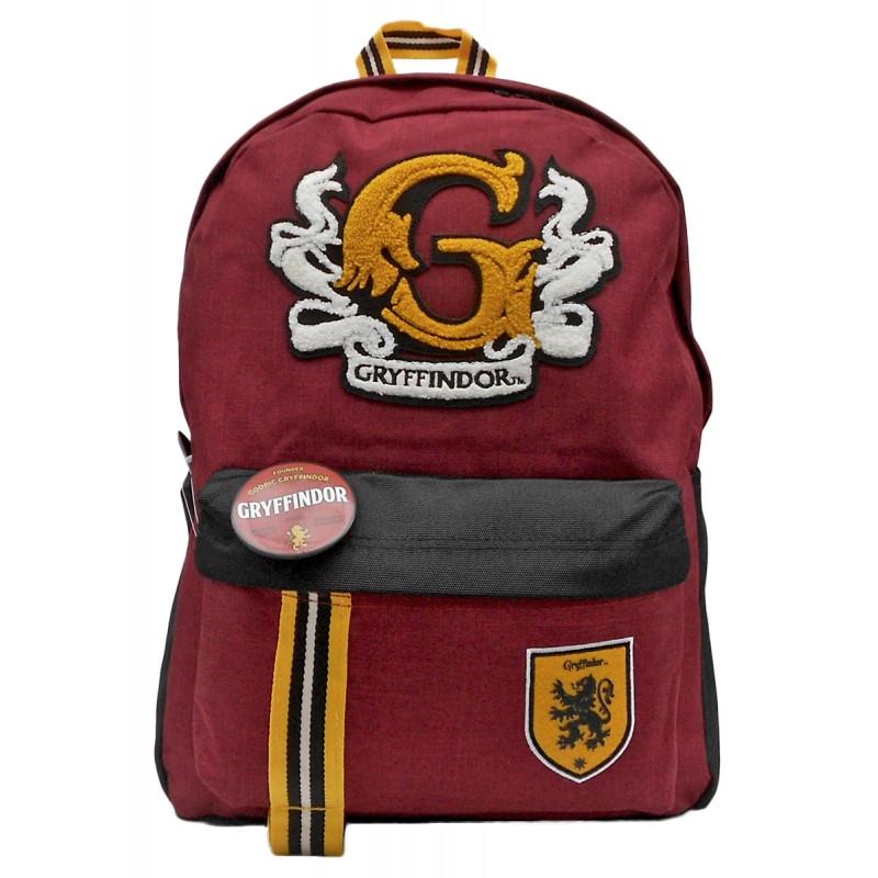 Školní batoh Harry Potter / Gryffindor / 43,5 x 13,5 x 41,5 cm