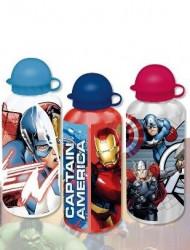Hliníková láhev pro všechny fanoušky oblíbených hrdinů Avengers. Licence: Avengers / vecizfilmu