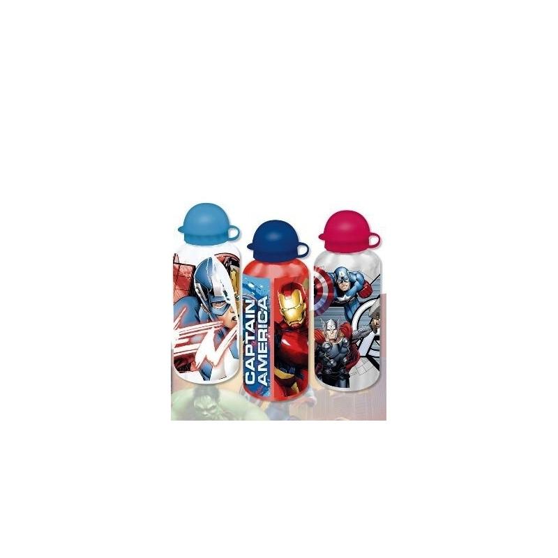 Hliníková láhev s hrdiny Avengers 500 ml