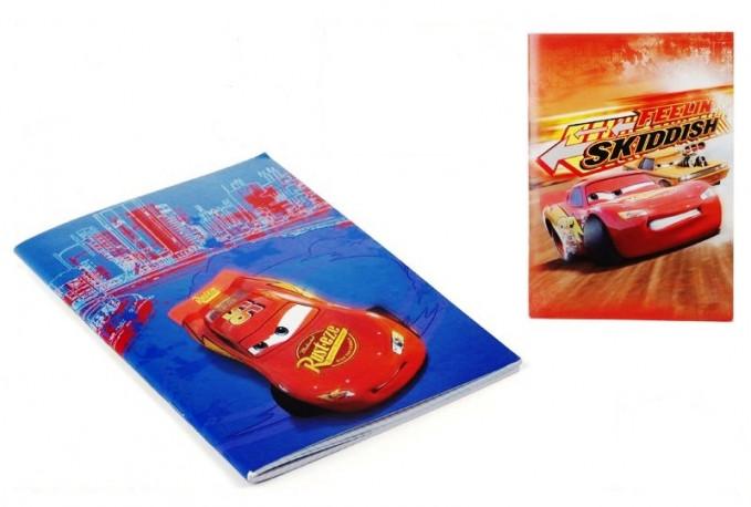 Čtverečkovaný sešit A5 s Bleskem McQueenem Cars / Auta / vecizfilmu