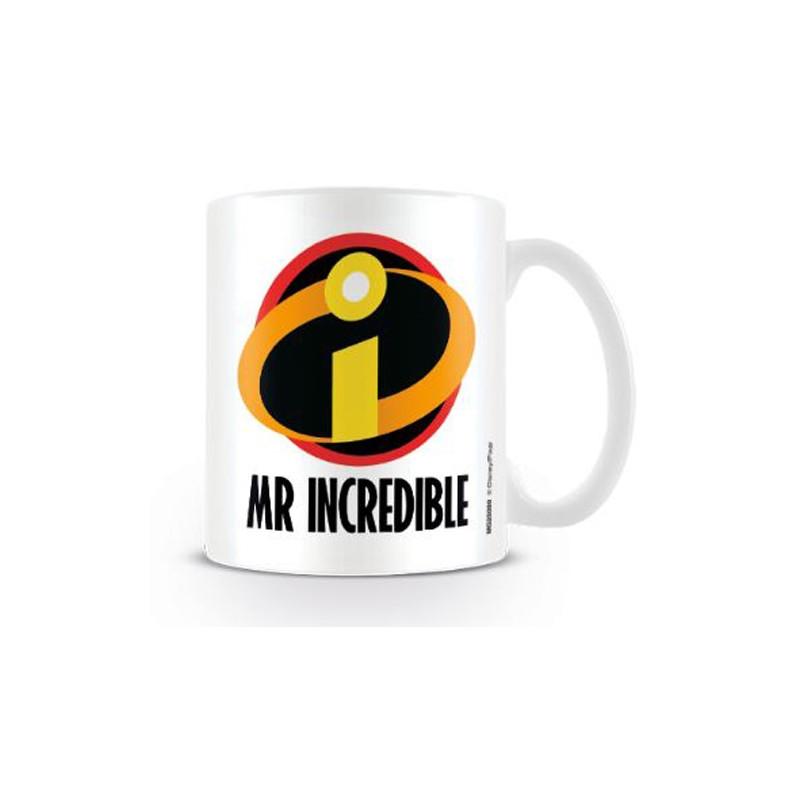 Keramický hrnek Úžasňákovi / Incredibles bílý 315 ml