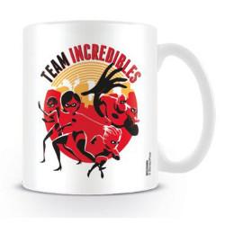 Keramický hrnek Úžasňákovi / Incredibles Team Incredible 315 ml / vecizfilmu