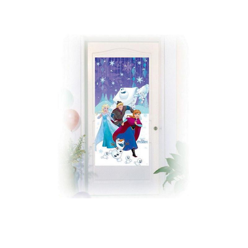 Dekorace Frozen / 150 x 75 cm