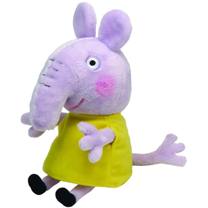 Plyšová hračka / figurka Emily Prasátko Peppa / Peppa Pig 15 cm