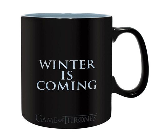 HRNEK PROMĚŇOVACÍ / GAME OF THRONES / 460 ml