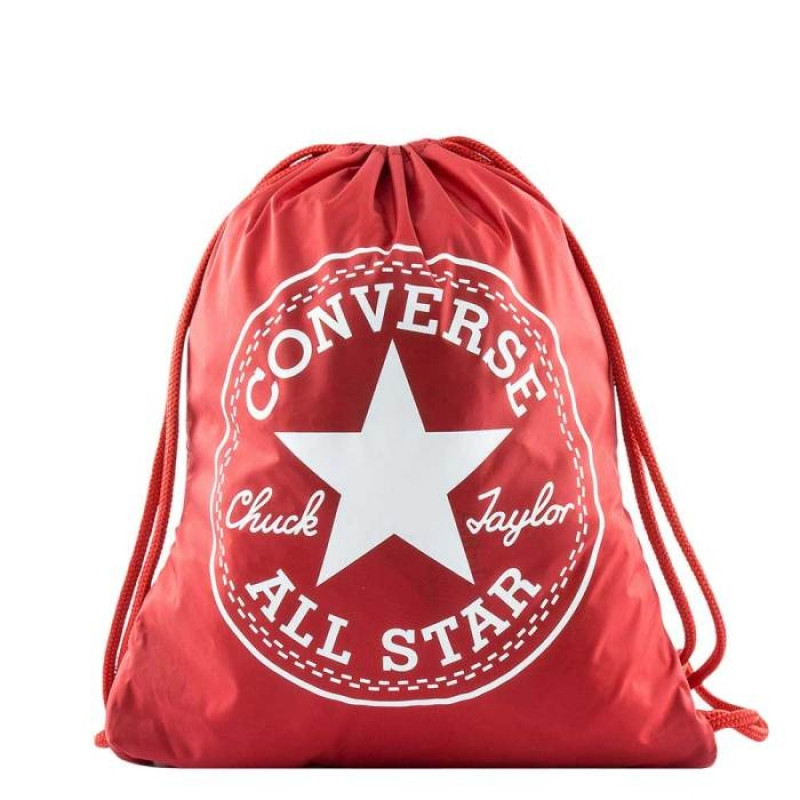 Gym Bag / Pytlík Converse / Červený / 45 x 30 cm