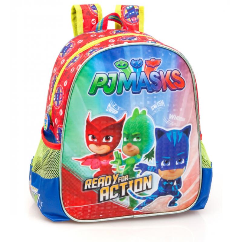 Dětský batoh Pyžamasky   PJ Masks 30 x 25 x 11 cm   vecizfilmu 2ba3b44c68