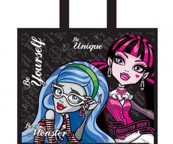 Dětská velká nákupní taška Monster High Yourself 42 cm