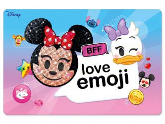Podložka na stůl /  Disney / Emoji / 60 x 40 cm / veci z filmu