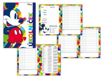 Úkolníček Mickey Mouse / A6
