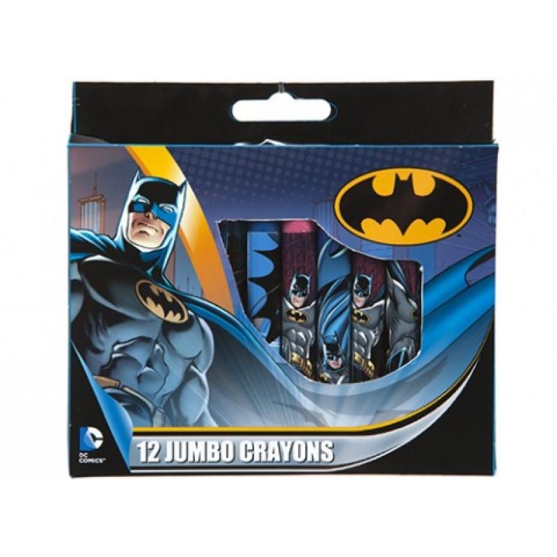 Voskovky Batman / 12 kusů v balení