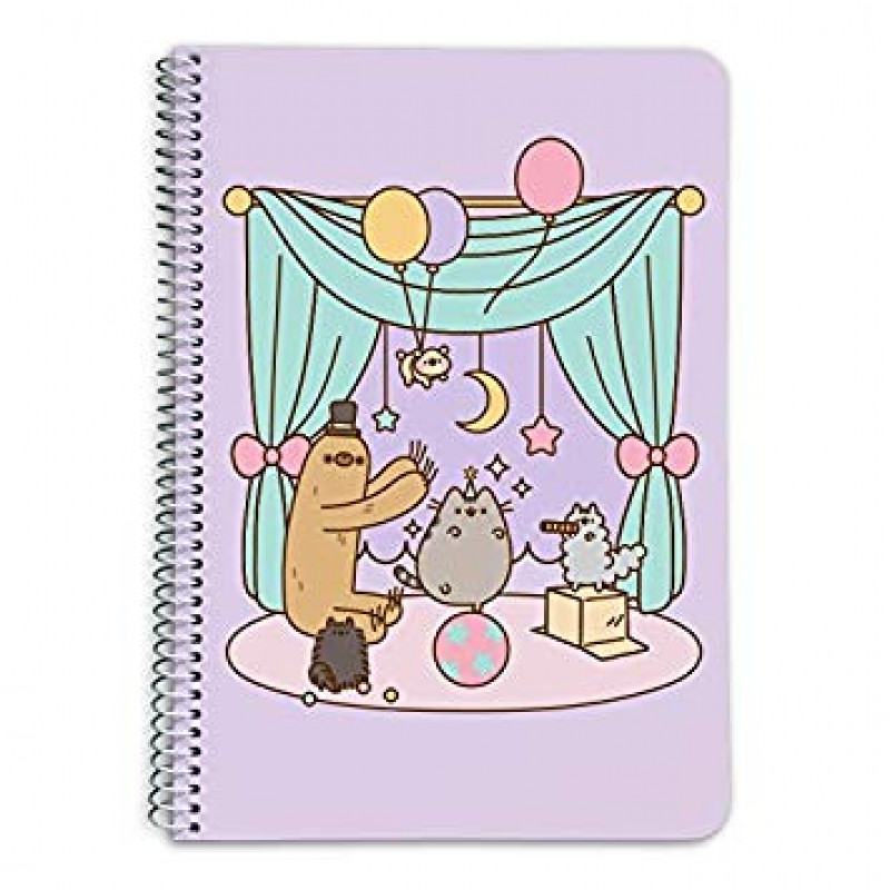 Blok / Notes Pusheen / A5 / veci z filmu