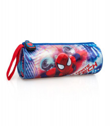 Penál / Pouzdro Oválné Spiderman / 21 x 8 cm / veci z filmu