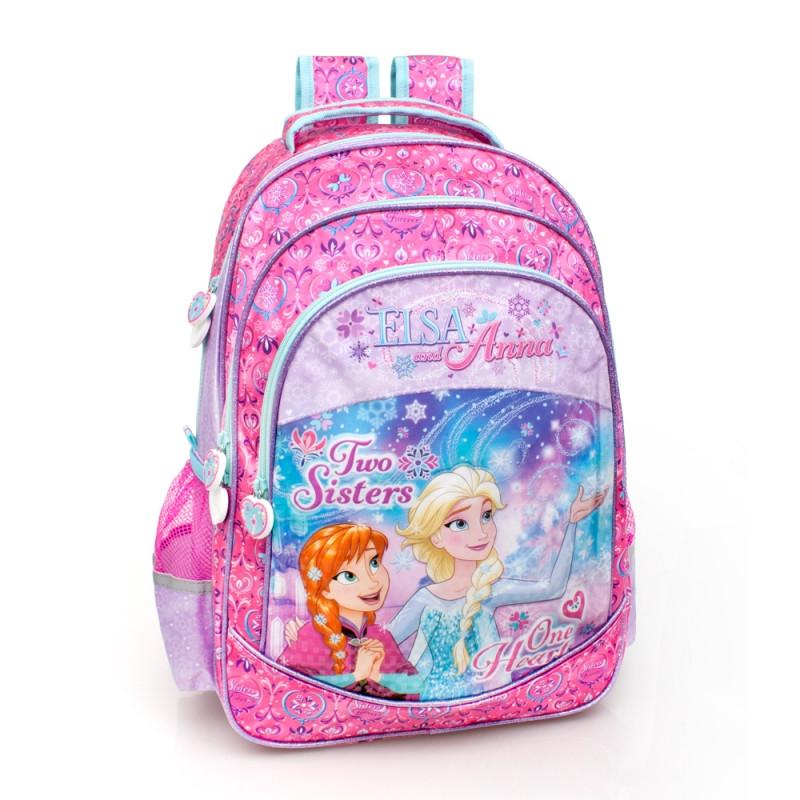 Dívčí školní batoh Frozen / 44 x 28 x 16 cm