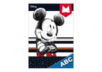 Desky na písmena  ABC / Mickey / A4 / veci z filmu