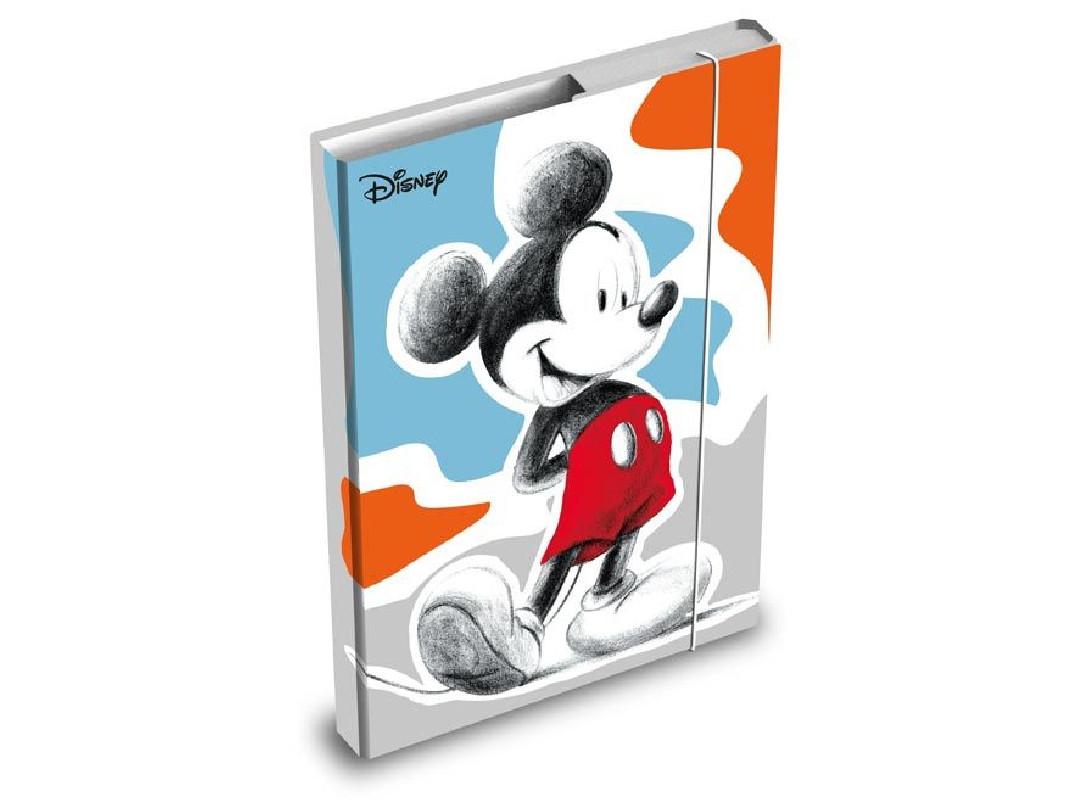 Desky na sešity / box A5 / Mickey Mouse