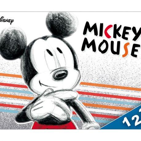 Desky na číslice / Mickey Mouse / 18 x 25 cm