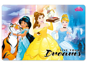 Podložka na stůl Princess / Princezny / 60 x 40 cm