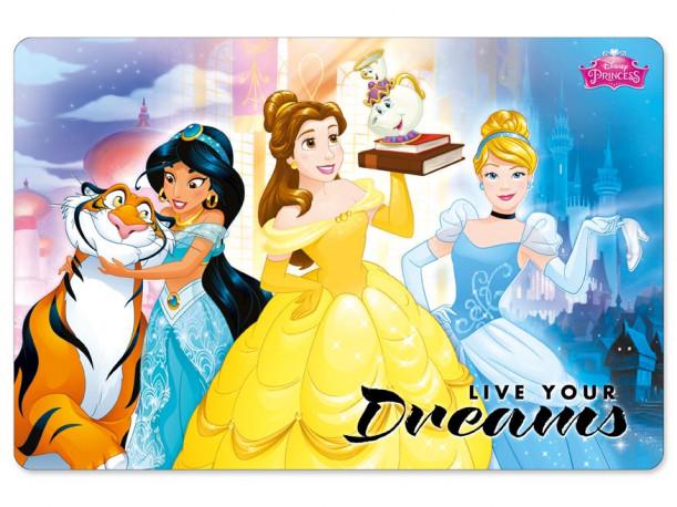 Podložka na stůl Princess / Princezny / 60 x 40 cm / veci z filmu