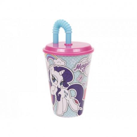 Kelímek My Little Pony s brčkem / veci z filmu