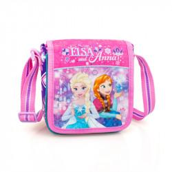Dívčí kabelka Frozen / 16 x 15 x 4,5 cm / veci z filmu