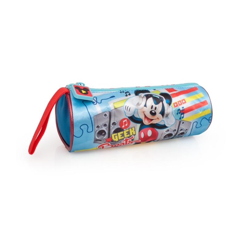 Penál / Pouzdro Oválné  Mickey Mouse / 21 x 8 cm