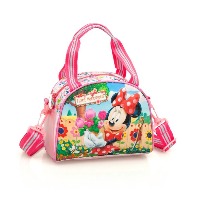 Chladící taška na svačinu Minnie Mouse / 22 x 17 x 11 cm