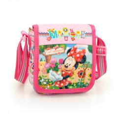 Dívčí kabelka na rameno Minnie Mouse / 16 x 15 x 4,5 cm