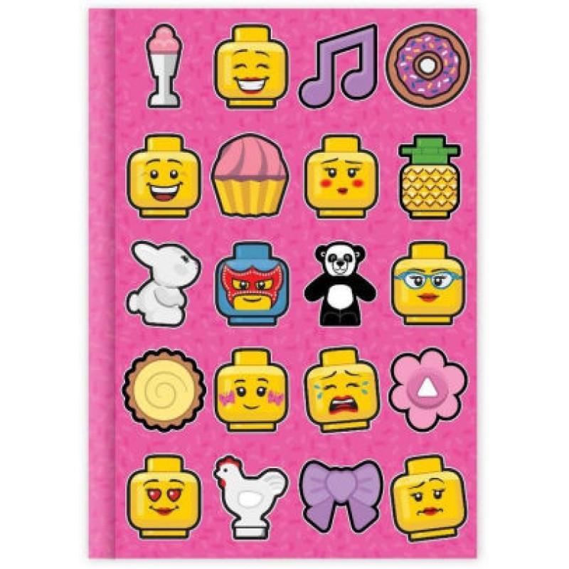 Notes / Blok Lego / 14 x 20 cm