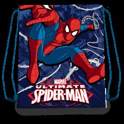 Chlapecký Gym Bag / Taška Na Přezůvky Spiderman 40 x 32 cm
