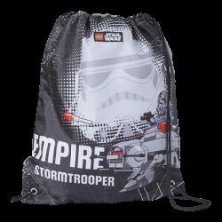 Gym Bag / pytlík Lego Star Wars Stormtrooper / 42 x 33 cm / veci z filmu