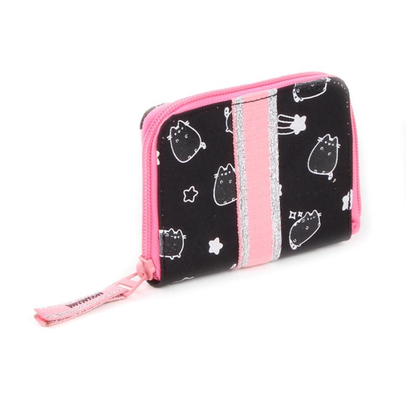 Dívčí peněženka Pusheen / 12 x 9 cm