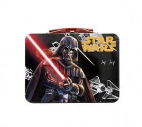 Kovový kufřík na drobnosti Star Wars / Hvězdné Války / vecizfilmu