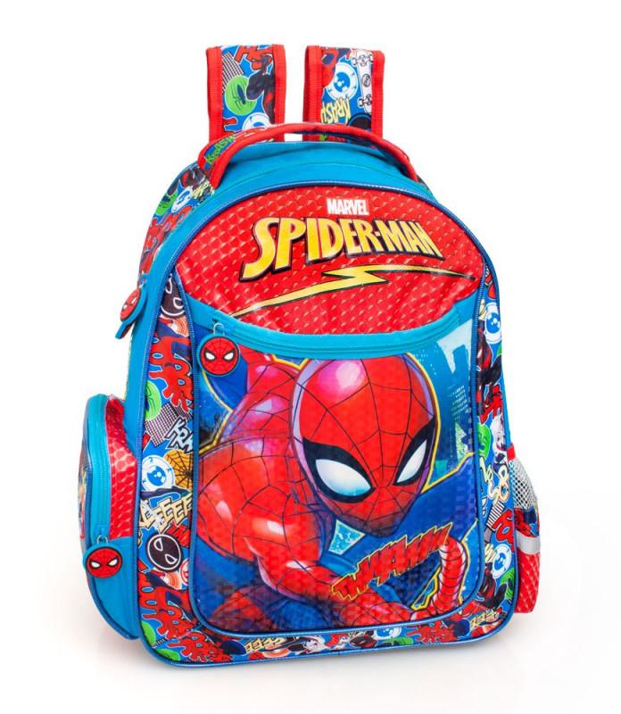 Chlapecký batoh s Pavoučím mužem Spidermanem 39 x 32 x 13 cm