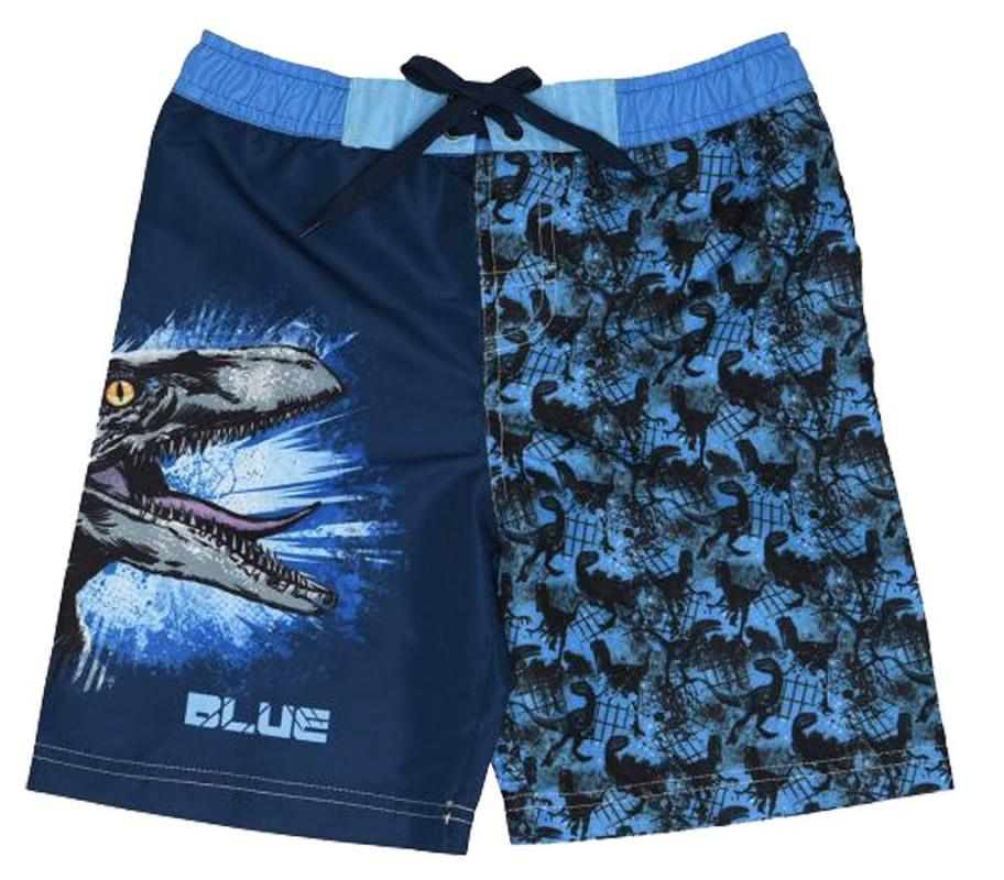 Chlapecké letní plavecké šortky Jurský Svět / Jurassic World 4 - 8 let