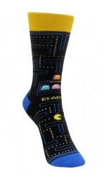 Pánské ponožky Pac-Man velikost 39 / 42 / vecizfilmu