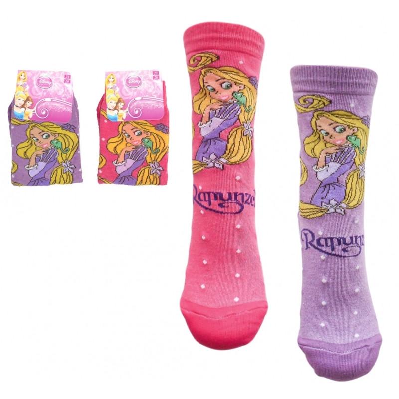 Dívčí ponožky s princeznou Na Vlásku / Tangled