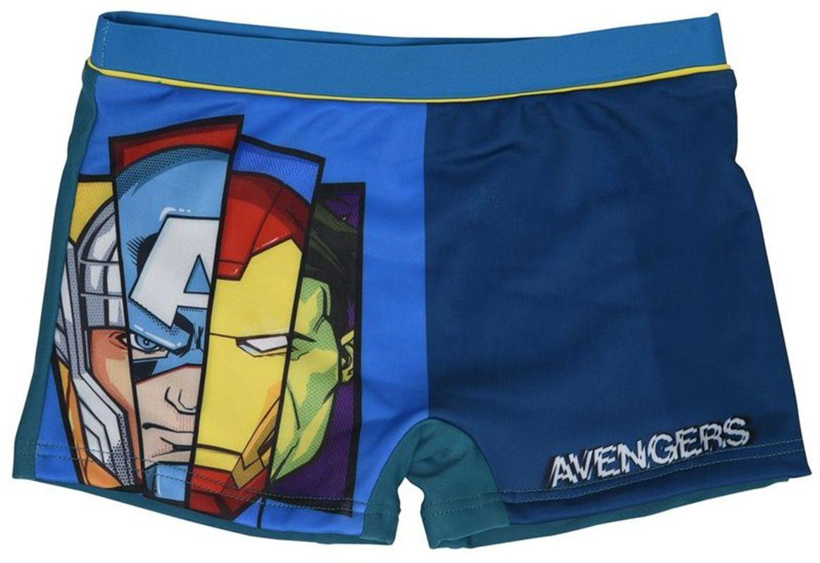Chlapecké plavky s hrdiny Avengers 4 - 8 let