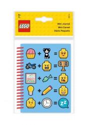 Kroužkový blok / notes Lego 10 x 14 cm / vecizfilmu