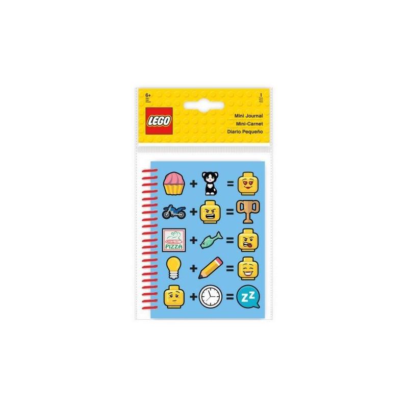 Dětský kroužkový blok / notes Lego 10 x 14 cm