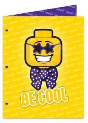 Školní složka na papíry Lego Be Cool 24 x 30 cm
