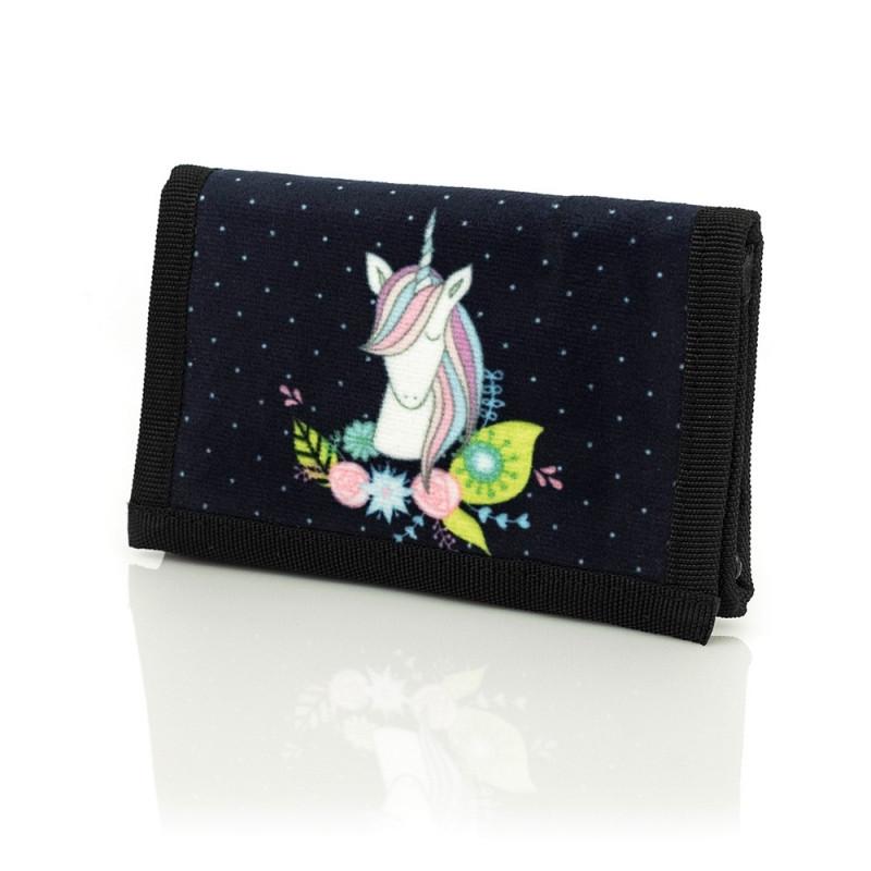 Peněženka Jednorožec / Unicorn / 13 x 8 cm / veci z filmu