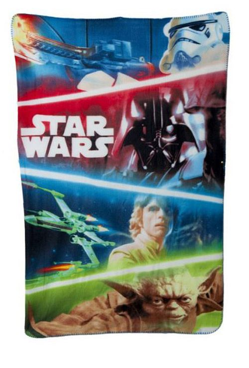 DEKA FLEECE / STAR WARS / 100 X 150 CM