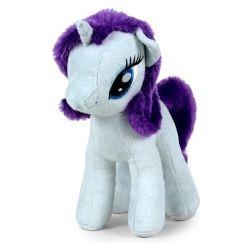 Plyšová figurka Rarity / My Little Pony rozměr 27 cm / vecizfilmu