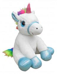 Plyšová figurka Unicorn / Jednorožec white / vecizfilmu