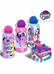 Hliníková láhev na vodu My Little Pony 500 ml